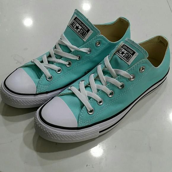 f7cabb4f39c5 NEW Converse Aruba Blue Size 10 Shoes